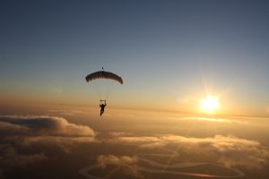 Skydive for the Abel Foundation