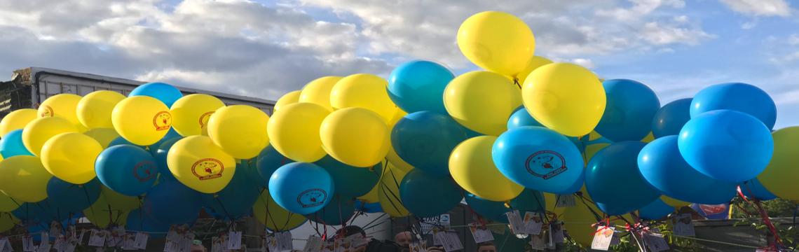 Home Slider – Balloons