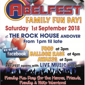 Abelfest 2018 – Family Fun Day