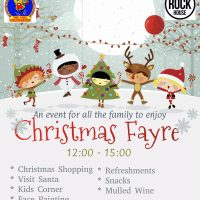 The Abel Foundation Xmas fayre 2018